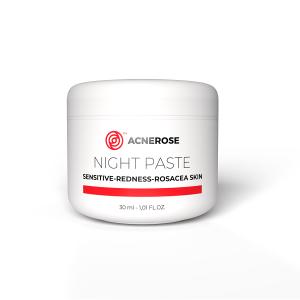 Acnerose - pasta na noc