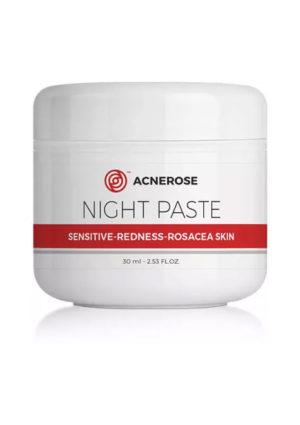 Acnerose - pasta na noc na trądzik różowaty