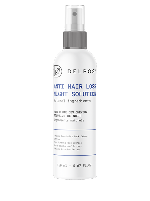 Delpos Anti Hair Loss Night Solution