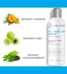 Delpos szampon - składniki